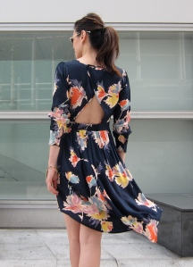 floral dress