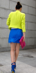 neon jacket