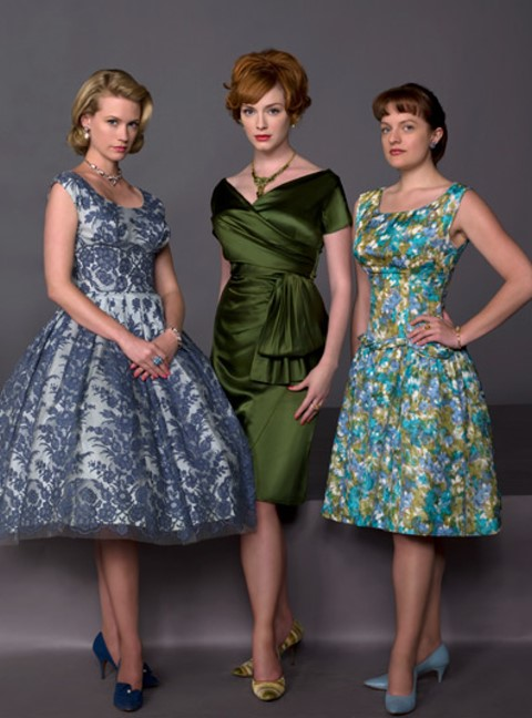 Mad Men Women Fashion