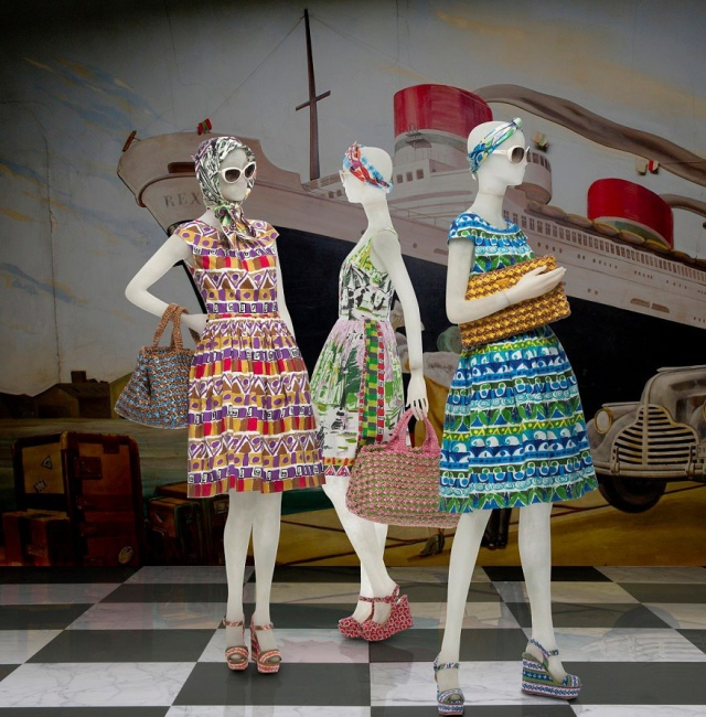 Prada 2012 Le Voyageur collection